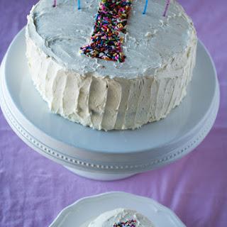 Homemade Funfetti Birthday Cake Recipe