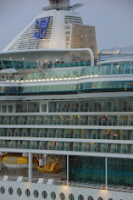 Photo: Another cruise ship