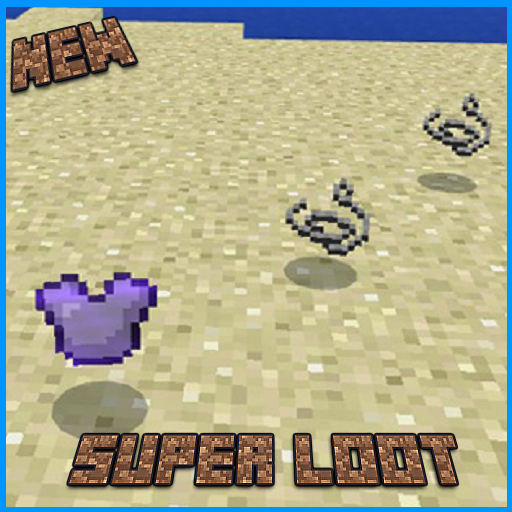 Super Loot mod for MCPE