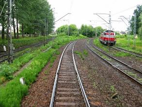 Photo: Rzeszów Główny: SU42-521 Która podczepi się do pociągu pośpiesznego Bieszczady w kierunku Zagórza.