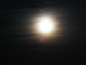 Photo: Księżycowe halo
