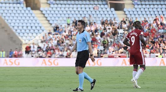 Ais Reig se cruza por tercera vez con el Almería