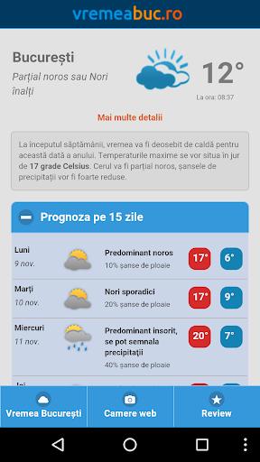 Vremea București vremeabuc.ro