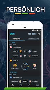 365Scores - Live Ticker & Fußball News Screenshot