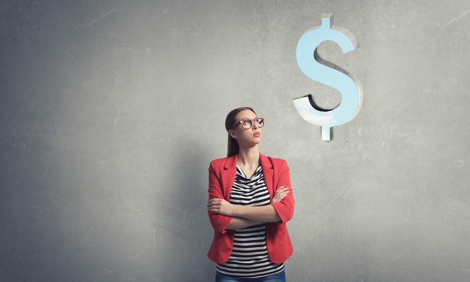 Концепция доллара деньги