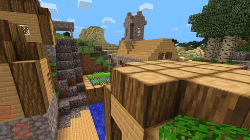 MiniCraft (Pocket Edition) 1.8.2 1