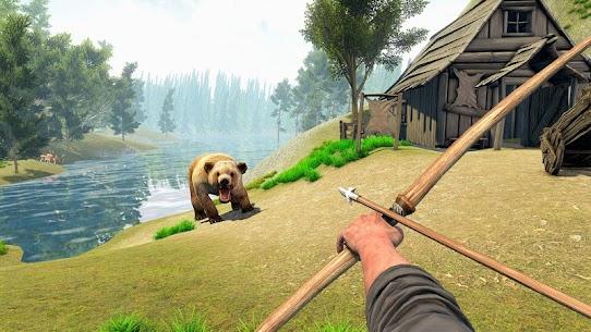 Woodcraft – Survival Island MOD (Unlimited Health) 2