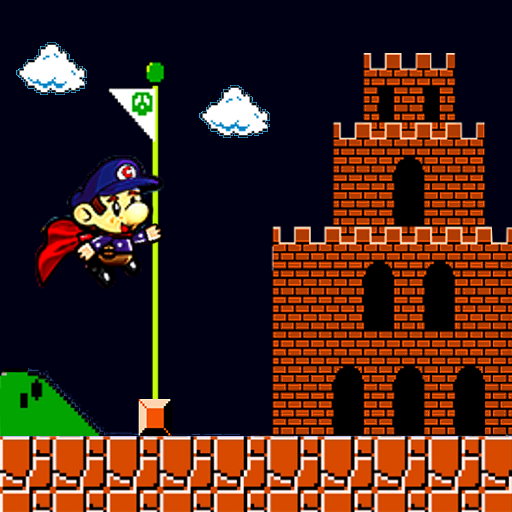Super Mario Bros Worlds