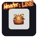Monster:Line icon