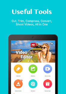 VideoShow-Video Editor, Video Maker, Beauty Camera Screenshot