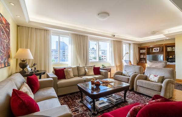 Apartamento Residencial à venda, Higienópolis, Porto Alegre 140m²