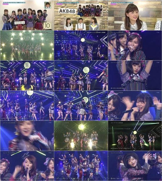 (TV-Music)(1080i) AKB48 Part – Buzz Rhythm 02 180323