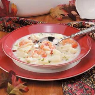Best Seafood Chowder.