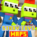 Story about Toys Maps icon
