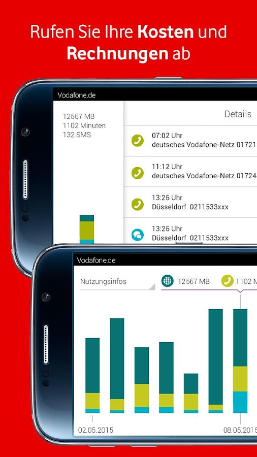 MeinVodafone- screenshot