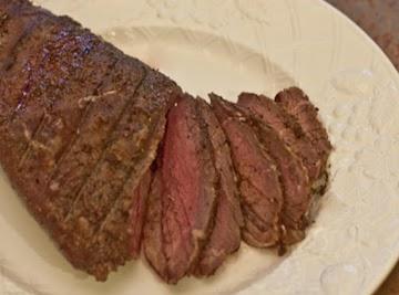 Smokr's Beef Tri-tip Recipe