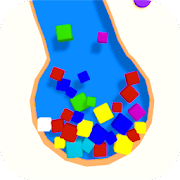 Sand Balls Falling - A Casual Physic Based Puzzle
