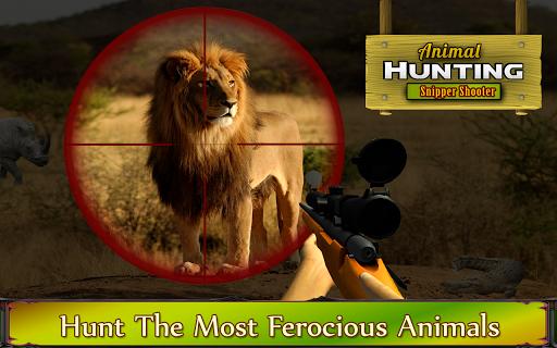 ANIMAL HUNTER SNIPER SHOOTER
