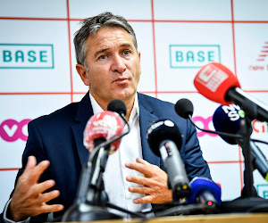 """Philippe Montanier satisfait du mercato estival du Standard : """"C'était indispensable"""""""