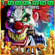Vegas Clown Jackpot - Halloween Slot Machine