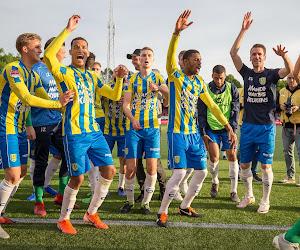 Le KRC Waalwijk et ses trois Belges se hissent en Eredivisie