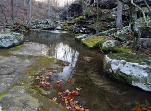 Photo: Below Magnolia Falls
