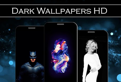 Dark Wallpapers HD - náhled