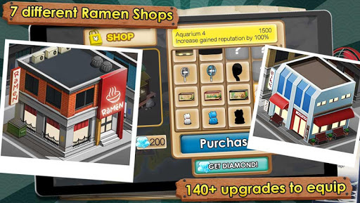 Ramen Chain - screenshot