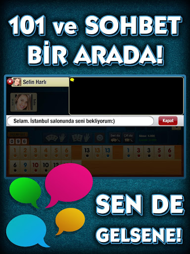 Mynet 101 Okey screenshot 3