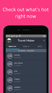 Travel Maker- screenshot thumbnail