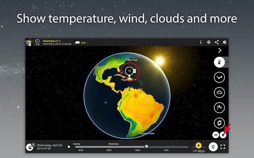 MeteoEarth screenshot 11