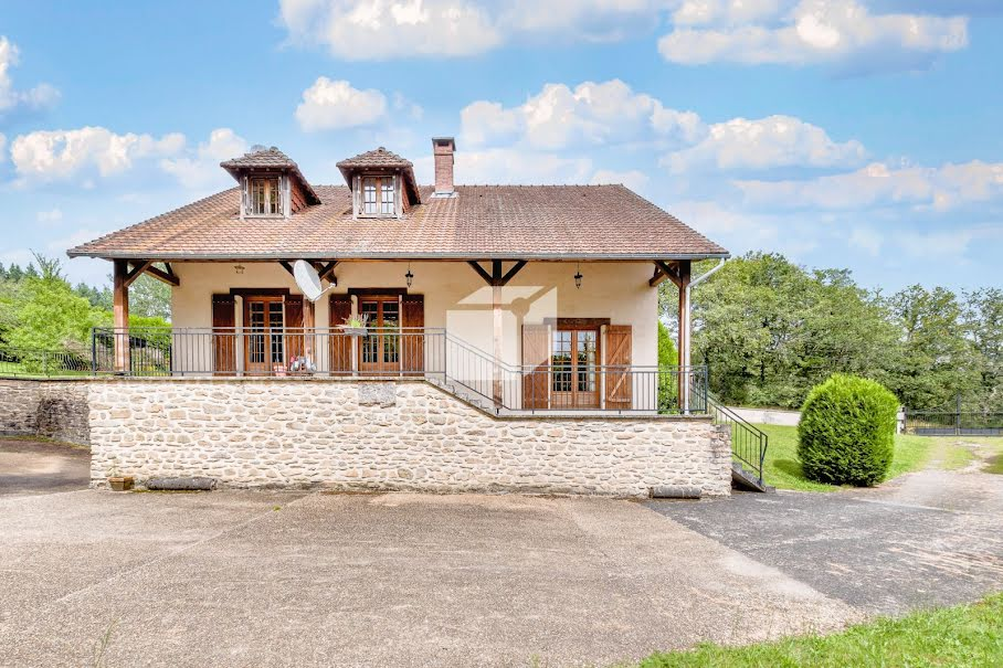 Vente maison 6 pièces 180 m² à Razès (87640), 275 600 €