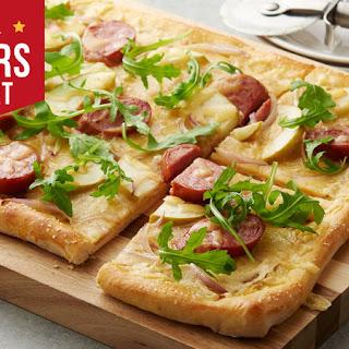 Oktoberfest Pizza Recipe