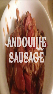 Andouille Sausage Recipe ? Cooking Guide Handbook - náhled