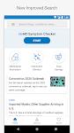 screenshot of WebMD: Check Symptoms, Rx Savings, & Find Doctors