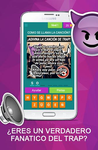 ADIVINA LA CANCIÓN DE TRAP screenshot 1