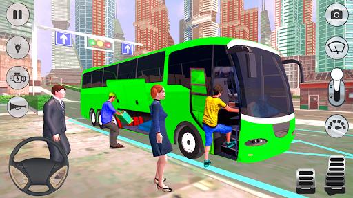 City Coach Bus Driver 3D Bus Simulator 1.1 screenshots 3