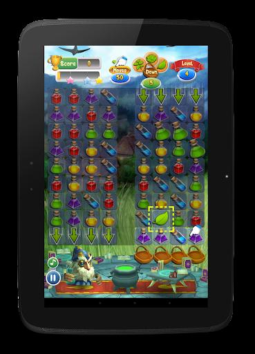 Magic Blender - Magic Potions - Match 3 apktram screenshots 15