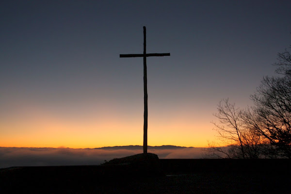 Ché 'n quella croce lampeggiava Cristo di paolo-spagg