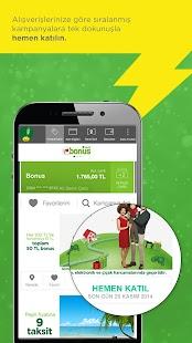 BonusFlaş – Kart / Kampanyalar Screenshot