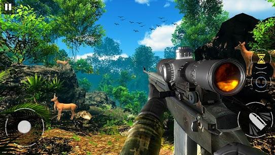 Deer Hunter 2020 : Safari Hunting – Free Gun Games Apk Download For Android and Iphone 4