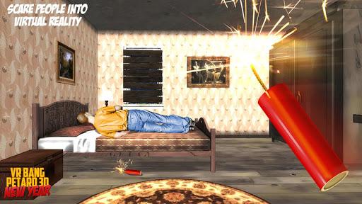 VR Bang Petard 3D New Year 1.3 screenshots 2