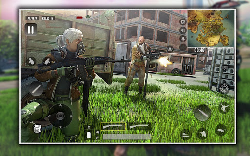 Royale Fort : Nite Mission War Battle Survival 1.1 screenshots 3