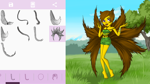 Avatar Maker: Monster Girls screenshot 15