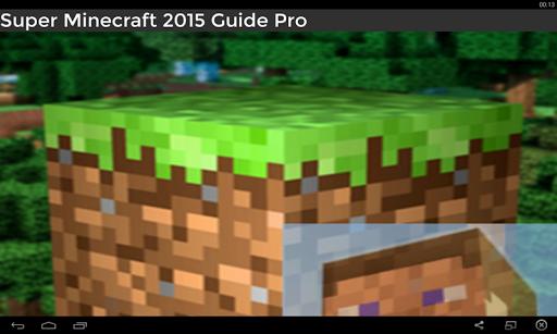 Super Minecraft 2015 Guide Pro