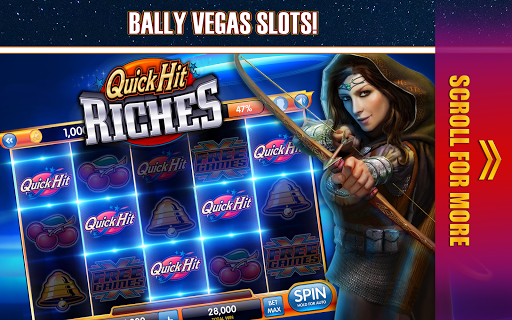 Quick Hit Casino Slots - Free Slot Machines Games screenshot 11
