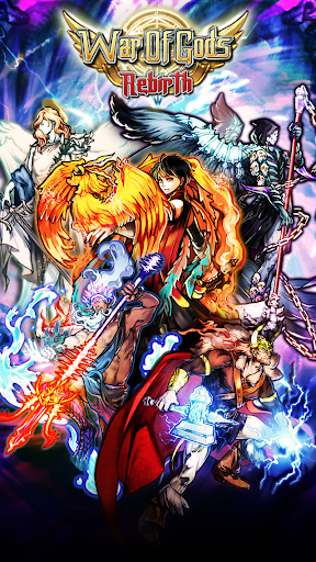 War of Gods : Rebirth