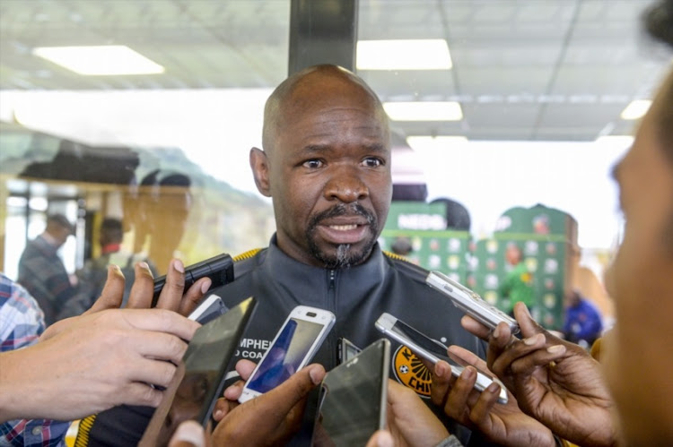 Coach Steve Komphela of Kaizer Chiefs during the Kaizer Chiefs media open day at Kaizer Chiefs Village on March 08, 2018 in Johannesburg, South Africa.