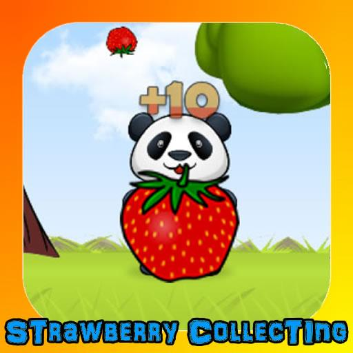 Strawberry Collecting Games