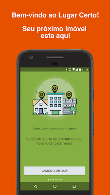 Lugar Certo - Aluguel e compra - screenshot